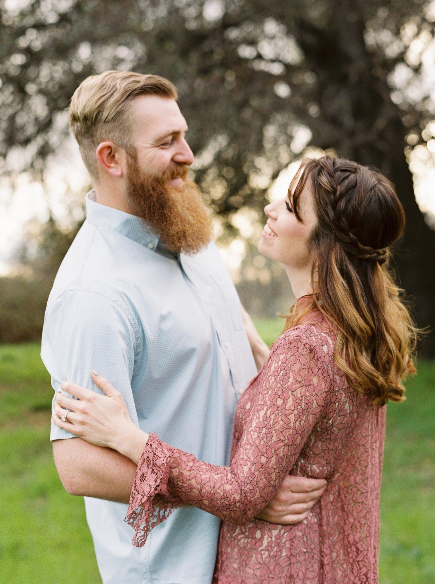 Redding Engagement Photographer