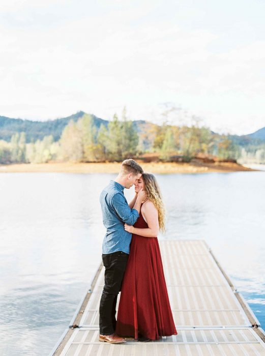 Redding Engagement Photographer