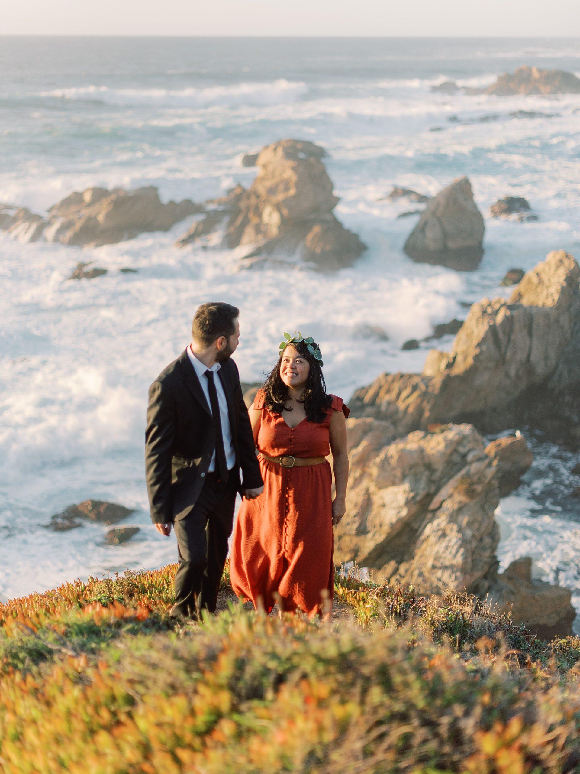 Big Sur Engagement Photographer