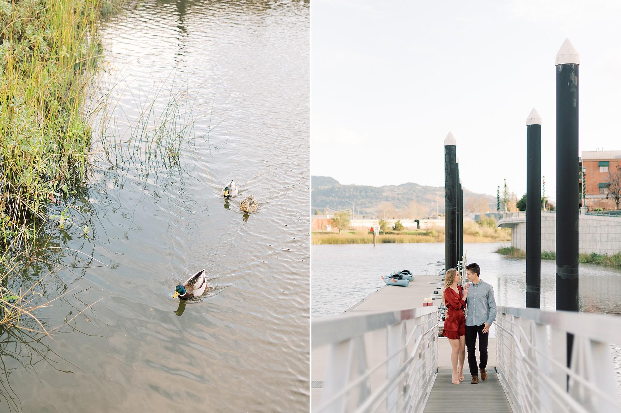 Napa Engagement Photographer