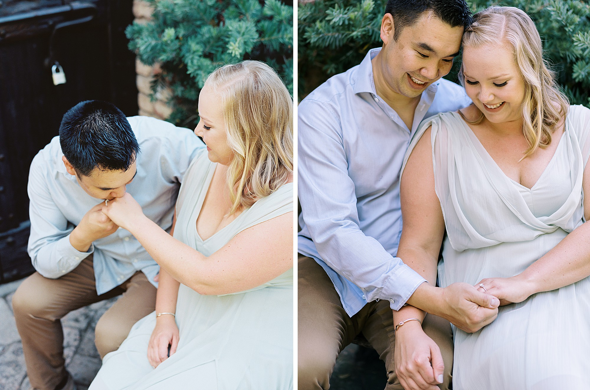 Calistoga Engagement Photographer