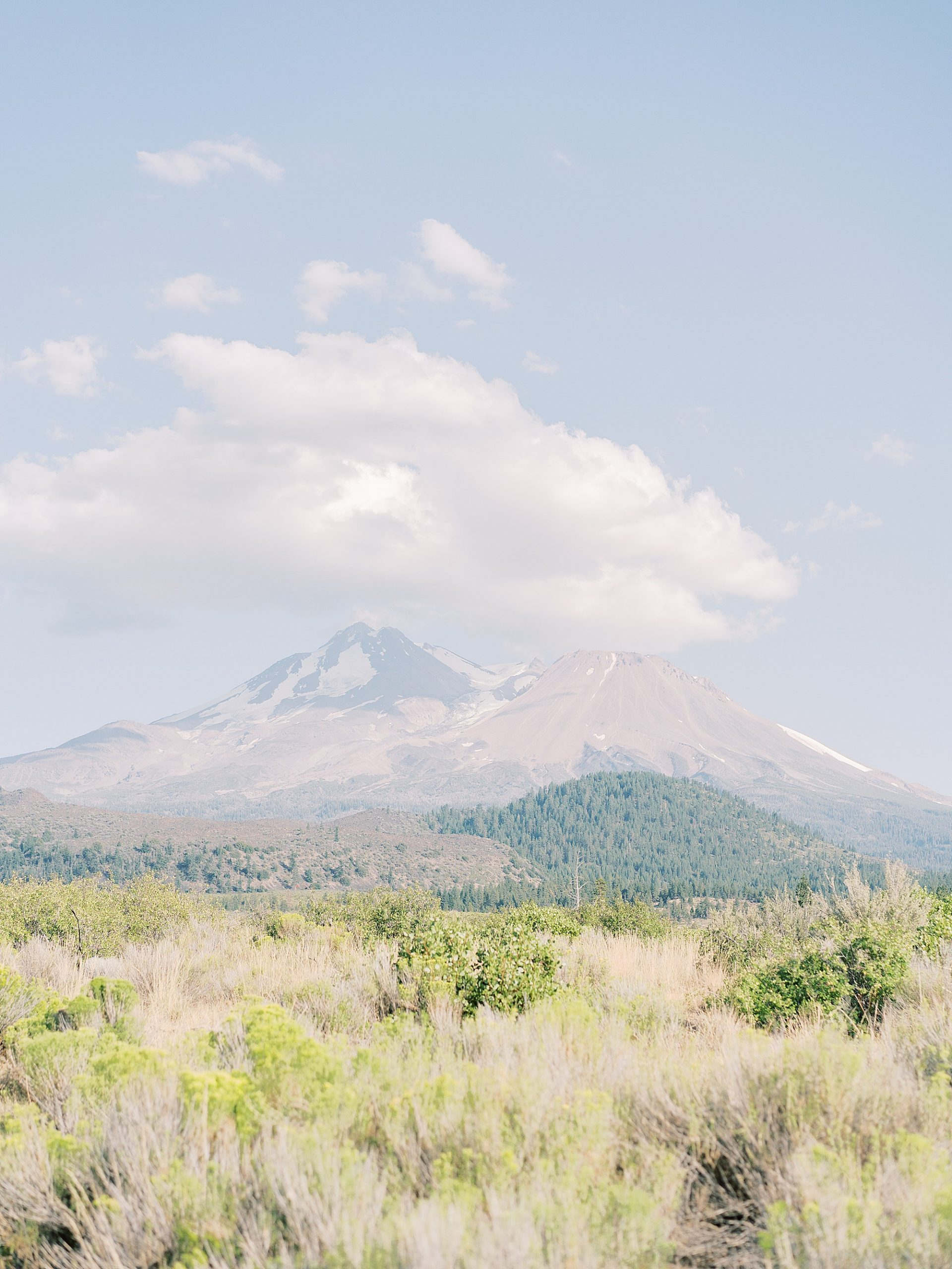 Mount Shasta Photographer