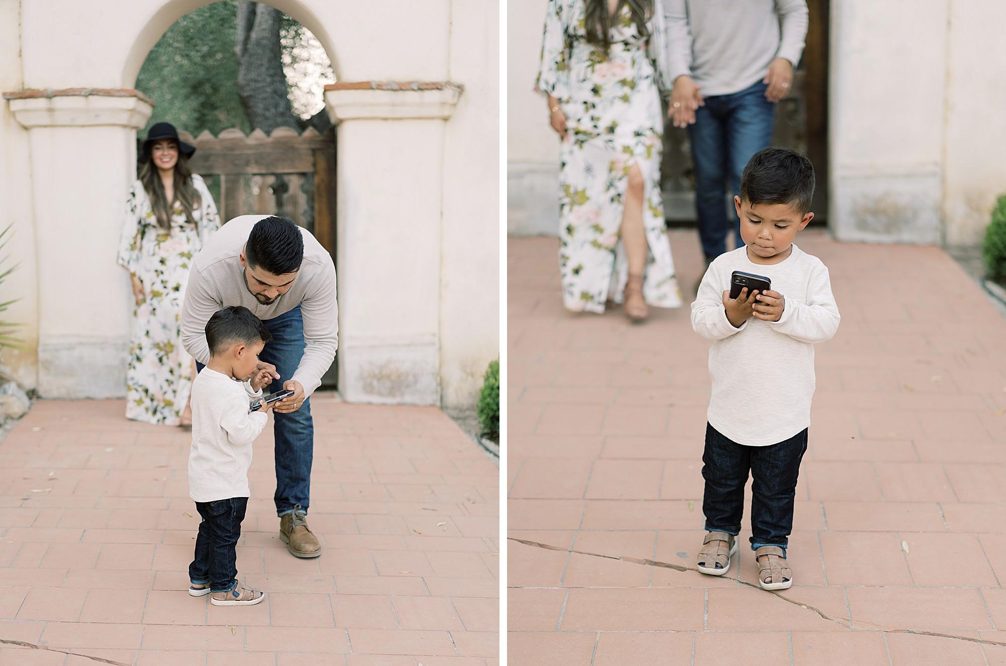 San Juan Bautista Family Photographer