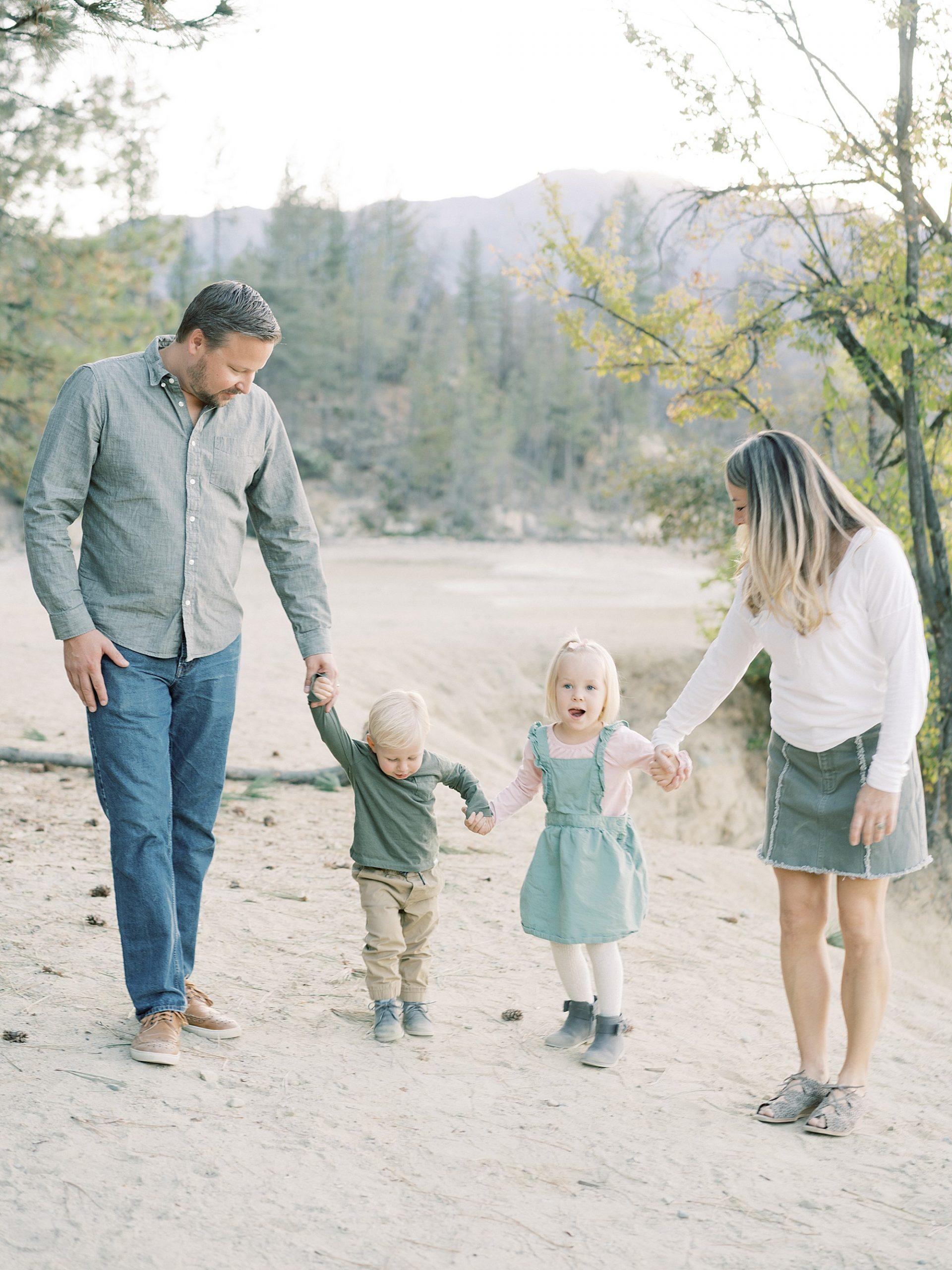 Redding Family Photographer