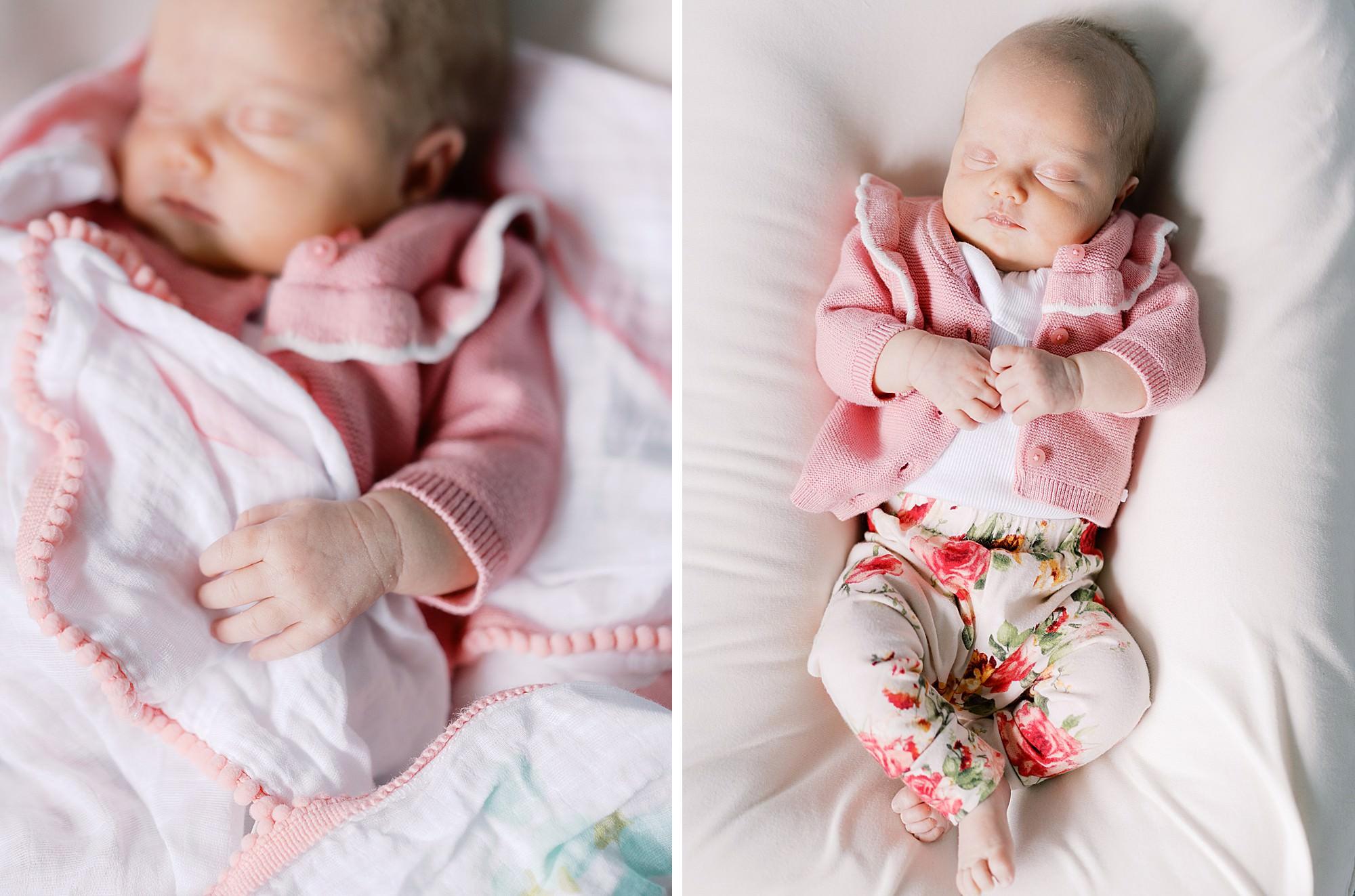 Shasta Lake Newborn Photographer