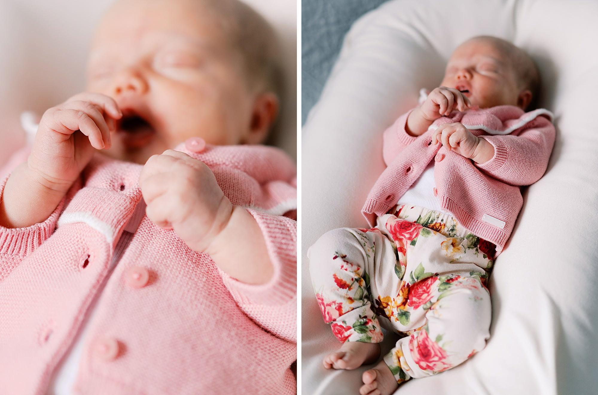 Redding Newborn Session