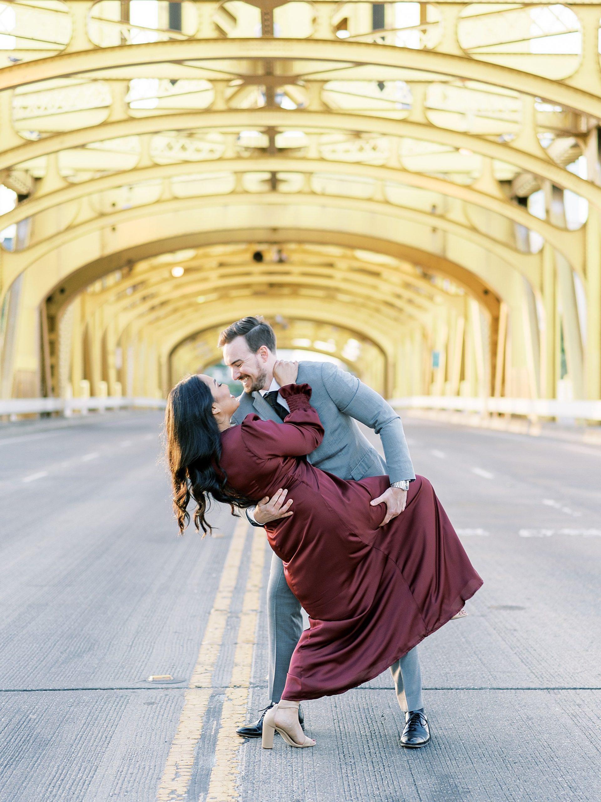 Sacramento Engagement Photographer