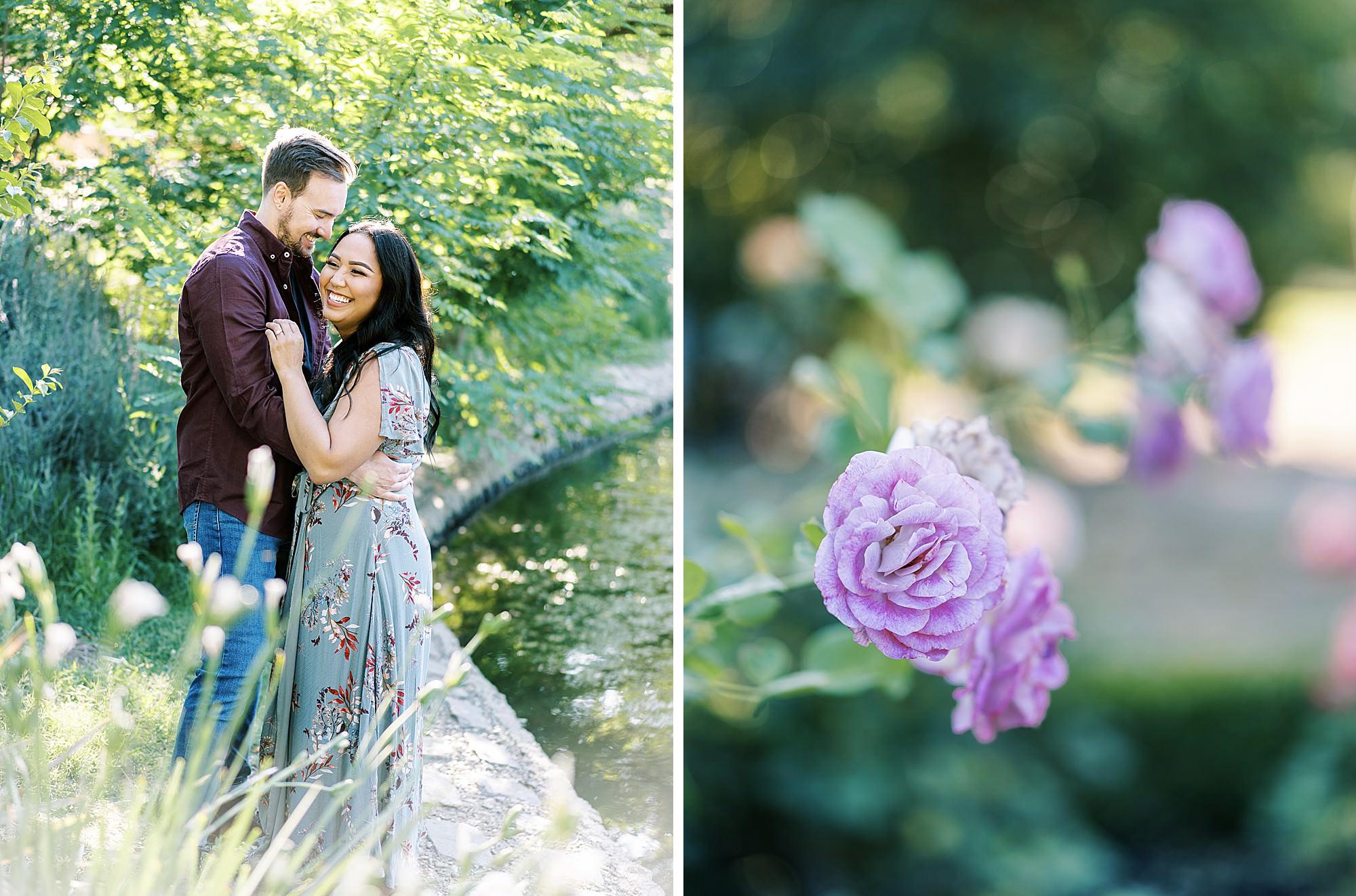 Frederick Evans Memorial Rose Garden Photographer